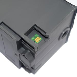 Image 2 - T6714 Maintenance Tank Ink Cartridge For EPSON WorkForce Pro WF C8690 WF C869R C8190D3TWC C8610 C8190 Waste Ink Tank