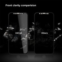 Full Cover Screen Protector Display Protection Privacy Film For iPhone XR XSmax X 8 7 6s plus Tempered Glass Anti Glare Privacy