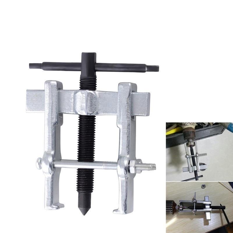 2''-65mm Two Jaws Gear Puller Bearing Puller Spiral Puller Forging Carbon Steel Spiral Technology