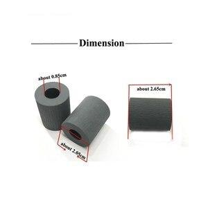 Image 3 - 2BR06520 2F906240 2F906230 Papier Pickup Roller tire rubber voor Kyocera FS1028 1035 1100 1120 1128 1300 1320 1370 2000 3900 4000