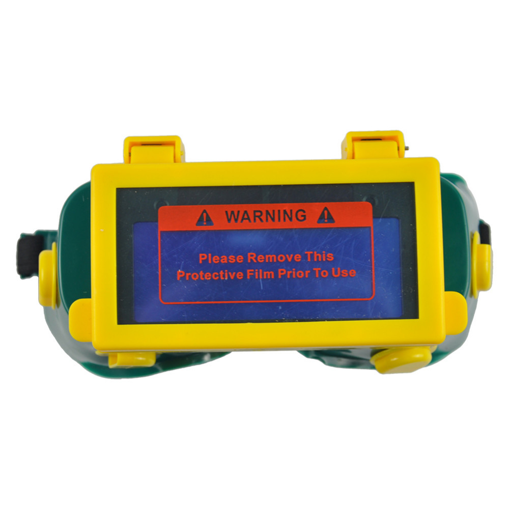 Solar Auto Welding Goggles Made With ABS Material To Protect Eyes From Sparks 1