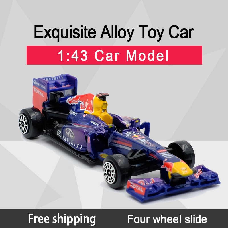 MAISTO 1:43 Burago Inifiniti RedBull Racing RB9 F1 Model Vier wielen glijbaan Speelgoed Voor Kinderen Geschenken Speelgoed Collectie