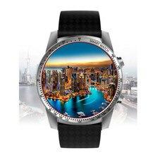 Купить с кэшбэком Fashion 3G Smartwatch Phone Android 5.1 Quad Core 8GB ROM Heart Rate Monitor Pedometer Anti-lost Multi-dials Smart Watch