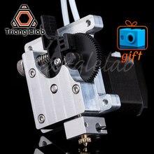 Trianglelab titan AQUA EKSTRUDER 3d yazıcı diy Yükseltme için su soğutma titan ekstruder için e3d hotend için tevo 3d MK8 i3