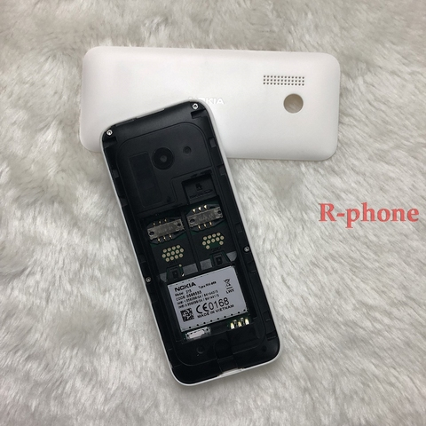 Original NOKIA 215 Dual-Sim Cellphone GSM Unlocked Good Quality Refurbished Nokia 215 DS Mobile Phone Islamabad