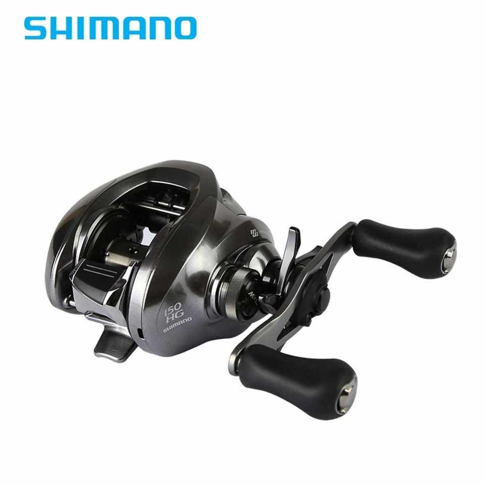 dde0e5c0c3e ... Newest Original Shimano CHRONARCH MGL 150HG Baitcasting fishing reel  9BB 185g Max Drag 5kg X- ...