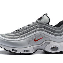 139affd19f NIKE Air Max 97 Plus TN Joint Mix Air Sole Men's Unique Sport Running Shoes,Male  Training Walking Outdoor Sneakers Eur 40-46