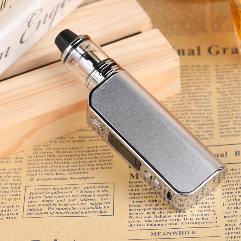 Original 80W e cigarettes for liquid box mod kit vapor smoke vape pen electronic cigarette vaper smoking vaporizer hookah vapes
