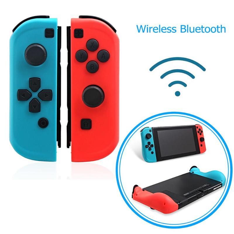 Contrôleur de remplacement Bluetooth sans fil pour commutateur nessa Joystic reconnecter à l'état de connexion Bluetooth