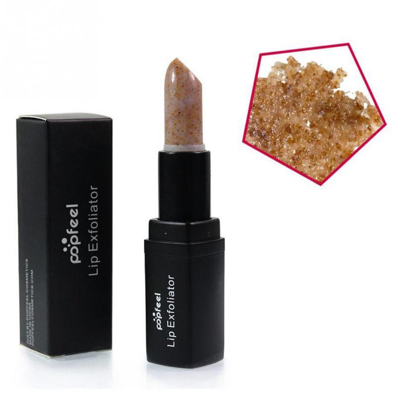 Women Lip Balm Lip Exfoliating Scrub Anti Ageing Wrinkle Lipstick Ladies Makeup Tools #5 6