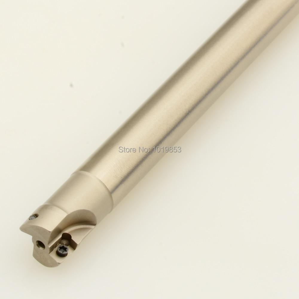 SCGO AD238 0712XC12X100L D13 D10 D11 Small diameter indexable milling cutter bar 12mm cutter diameter for
