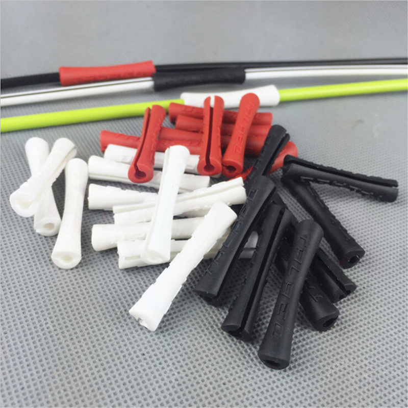 10PCS Bike Outer Brake Gear Cable Wrap Protector Bicycle Cycling Accessories