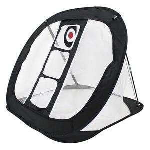 Image 1 - FSTE нейлоновая сетка для гольфа, портативная сетка для гольфа
