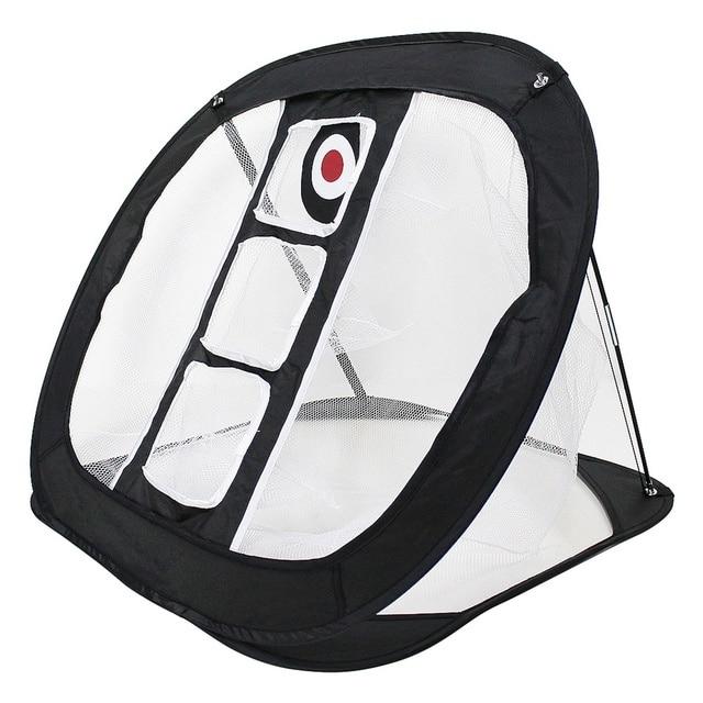 FSTE нейлоновая сетка для гольфа, портативная сетка для гольфа