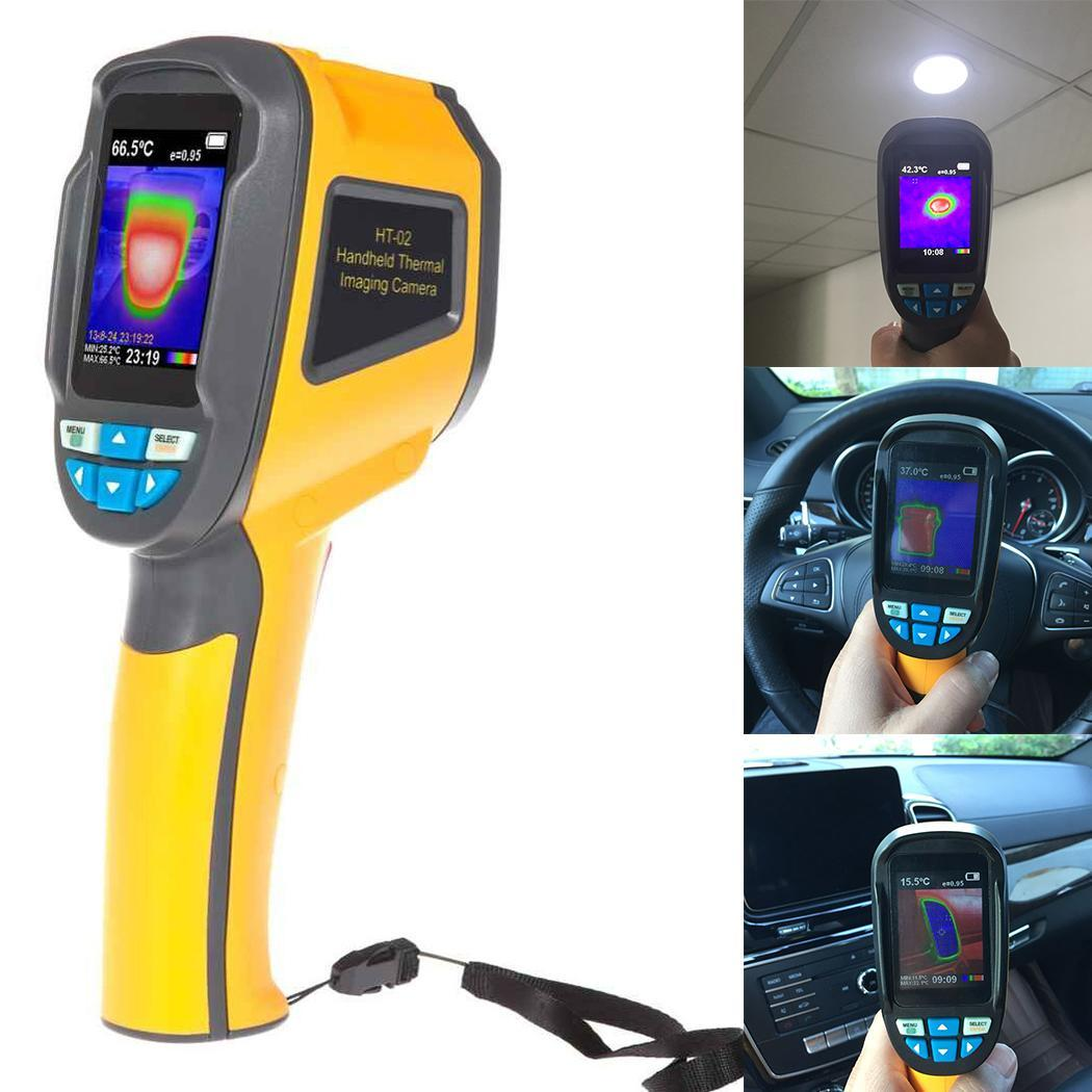Tv, Audio E Video New Ht-175 Imager Camera Digital Thermal Imaging Camera Ir Infrared Thermometwr Spare No Cost At Any Cost Altro Apparecchiatura Pro