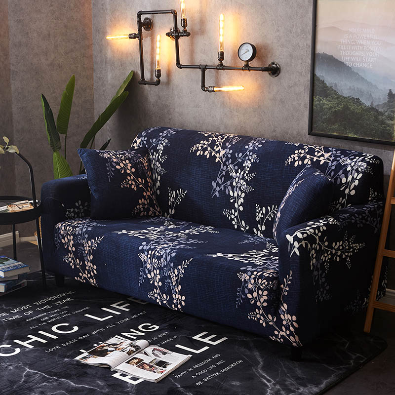 Sofa Slipcovers Spandex Funda Sofa Cover Sectional Sofa Towel Couch Cover for Living Room Cubre Sofa copridivano 37