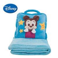 Disney Soft Kids Blanket Mickey Minnie Winnie Blanket And Dakimakura Spring Summer Autumn Cartoon Baby Blanket