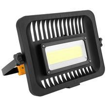 цена на Floodlight Portable LED Spot Flood Light Working Camping Lamp Outdoor lighting spot light floodlight