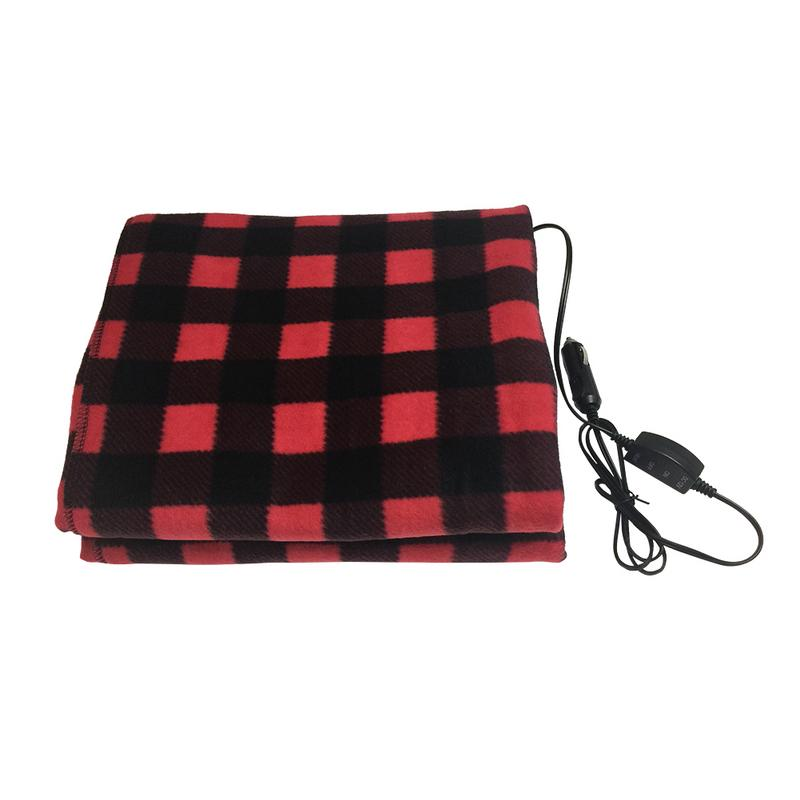 145*100cm Lattice Energy Saving Warm 12v Car Heating Blanket Autumn And Winter Electric Blanket Car Accessories promo sale chunky knit blanket wool knit throw blanket super bulky yarn blanket bulky gift 100cm 100cm