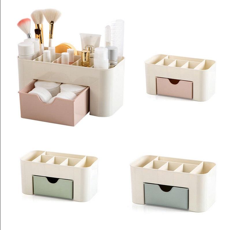 Tout nouveau 2019 femmes mode maquillage brosse titulaire/stockage Pots écrin de rangement organisateur boîte tiroir
