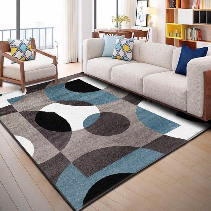 Carpets Living Room Bedroom Study Bedside Carpet Blanket Mat