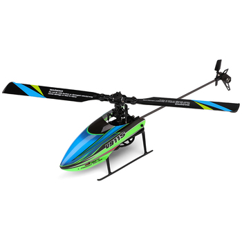 4CH 6-Aixs Gyro Flybarless RC Helicopter RTF 2.4GHz Wireless Remote Control Toy RC Helicopter