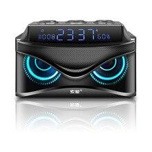 Мини Bluetooth динамик портативный беспроводной динамик звуковая система 3D стерео музыка объемная Поддержка Bluetooth, TF AUX USB