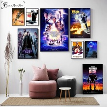 Ready Player One Recreate Movie Poster And Print Canvas Art Painting Wall Pictures For Living Room Decoration Home Decor