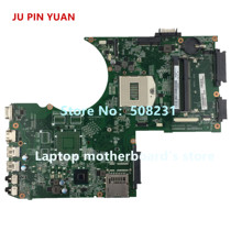 JU PIN YUAN A000241250 For toshiba satellite P70 P75 laptop motherboard DA0BDBMB8F0 HM86 Socket PGA 947 fully Tested цены онлайн