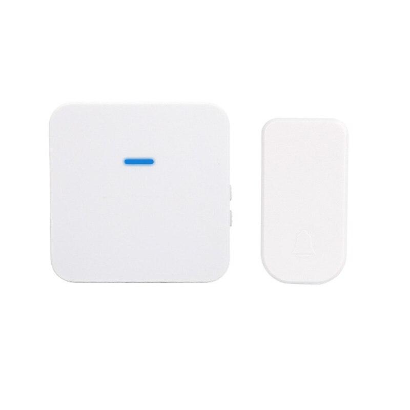 Self-Powered Waterproof Wireless Doorbell Without Battery Us Plug Home Doorbell 1 Doorbell 1 ButtonSelf-Powered Waterproof Wireless Doorbell Without Battery Us Plug Home Doorbell 1 Doorbell 1 Button