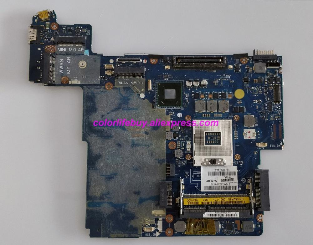 Genuine CN 08VR3N 08VR3N 8VR3N PAL50 LA 6594P Laptop Motherboard for Dell Latitude E6420 Notebook PC-in Laptop Motherboard from Computer & Office