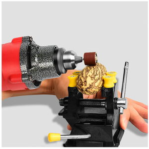Image 4 - Mini Electric Grinder  Variable Speed Mini Dremel Tool For Jewelry Metal Glass Rotary Tool Accessories Engraving Pen