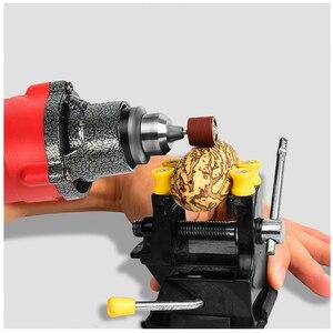 Image 4 - Mini meuleuse électrique à vitesse Variable, Mini outil Dremel pour bijoux et verre rotatif, accessoires stylo à graver