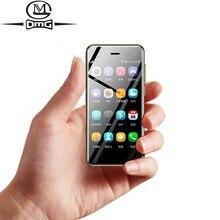 U2 3.15 pollici mini di tocco del telefono mobile Quad Core 5.0mp pixel 4G smartphone android 8.1 sbloccato telefoni Cellulari Quad core cellulare