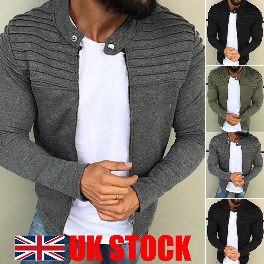 Autumn Winter Men Fleece Jacket Coat Male Winter Velvet Zipper Coat Long Sleeve Outwear Plus Size Innrech Market.com