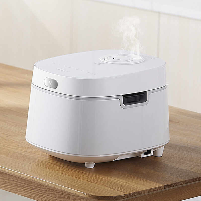 Xiaomi IH 4L Smart Home Electric Rice Cooker Heating Pressure Cooker Multicooker Kitchen Appliances Cook Machine Food Container
