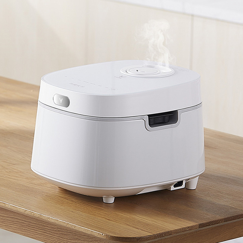 Xiaomi IH 4L Smart Home Electric Rice Cooker Heating Pressure Cooker Multicooker Kitchen Appliances Cook Machine Food ContainerXiaomi IH 4L Smart Home Electric Rice Cooker Heating Pressure Cooker Multicooker Kitchen Appliances Cook Machine Food Container