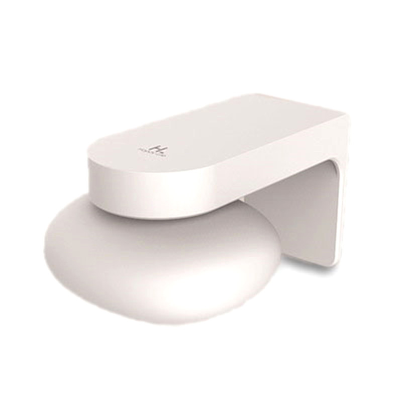 W Q1V9 Double Soap Dish Strong Suction Soap Holder Cup Tray for Shower Bathroom