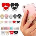 ZUCZUG Универсальный палец кольцо Мобильный телефон Смартфон подставка держатель для iPhone Xiaomi Samsung смартфон IPAD MP3 автомобильный держатель