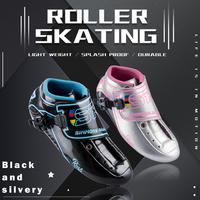 Special offer SR speed skating shoes skates inline skate shoes skates Unisex Adult children do not contain the wheel support