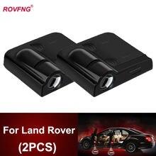 Rovfng освещение в ногах двери автомобиля световой лазерный