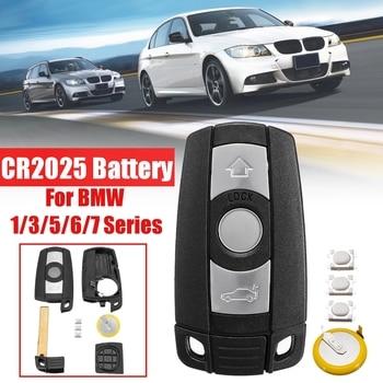 2X 3 Button Remote Key Shell Case Blade For BMW E39 E46 E53 E60 E63 1//3//5//6//7