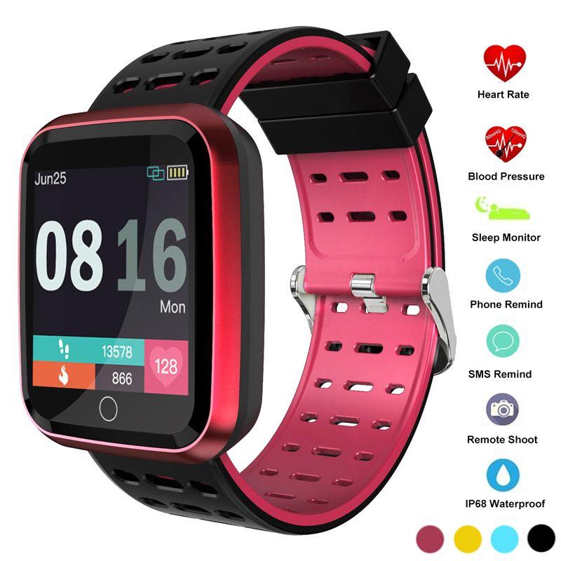 1,3 ips большой экран индивидуальный интерфейс HR приборы для измерения артериального давления Идентификатор вызывающего абонента дисплей ум...