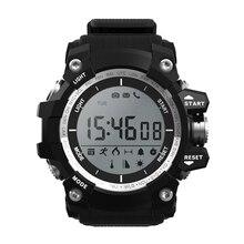 hot deal buy kktick f2 smart watch bracelet ip68 waterproof outdoor fitness tracker reminder sleep monitor 550mah battery wearable devices