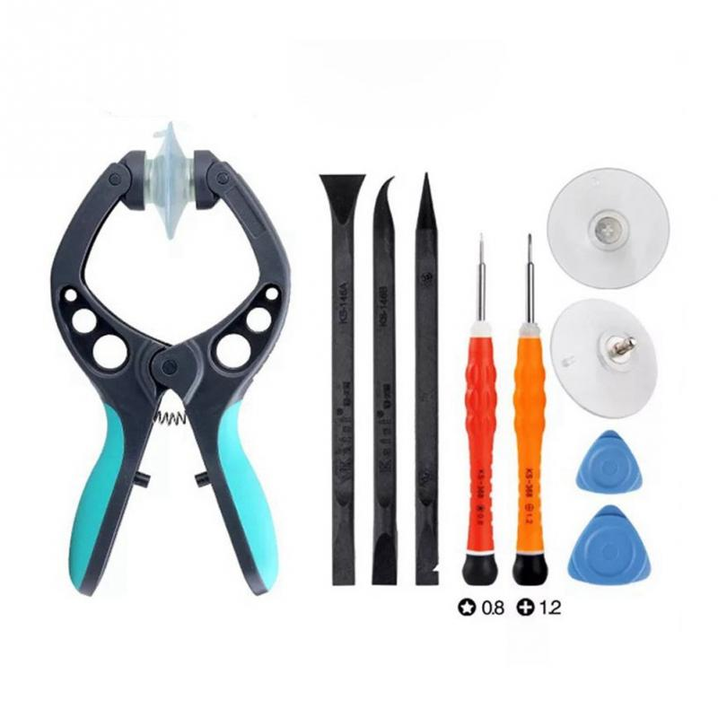 10pcs/Set Mobile Phone Screen Opening Repair Tools Kit Screwdriver Set For iPhone 7 6