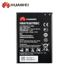 Original Replacement Battery Huawei HB476387RBC For Huawei Honor 3X Pro B199 G750 Authentic Phone Battery 3000mAh аккумулятор для телефона craftmann hb476387rbc для huawei honor 3x ascend g750 glory 4 honor 3x pro b199