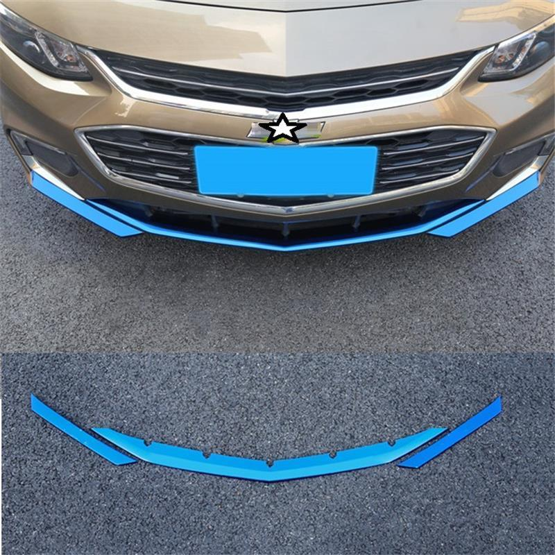 Chrome corps pédale extérieur de haute qualité décoration accessoires garniture voiture style moulures 16 17 pour Chevrolet Malibu XL