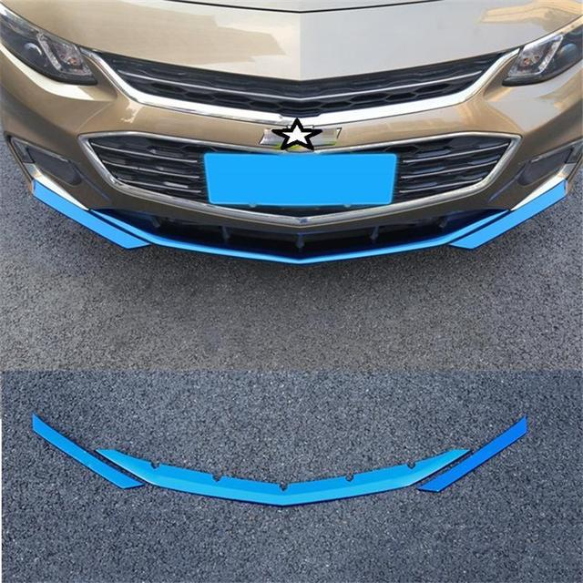 Chromium Body Foot Pedal Exterior High-Grade Decoration Accessories Trim Car Styling Mouldings 16 17 For Chevrolet Malibu XL