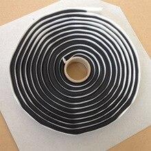 1pcs 4meters Butyl Rubber Glue Headlight Sealant Retrofit Reseal Hid Headlamps Taillight Shield Glue Tapes for Car Door Seal
