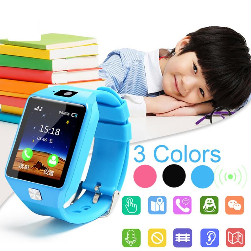 DZ09 Children's Smart Watch Positioning Phone Watch Step Counting Call Photography